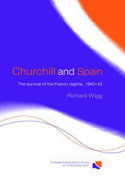 Churchill and Spain image
