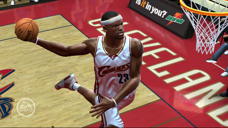 NBA Live 06 for Xbox 360 image