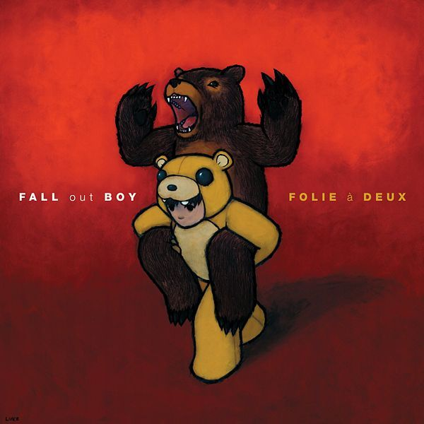 Folie - Deux - Limited Edition by Fall Out Boy