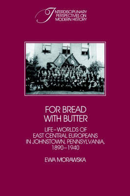 For Bread with Butter by Ewa Morawska
