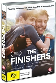 The Finishers on DVD image