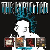 1980-83 (4 CD Box Set) by Exploited
