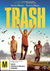 Trash on DVD