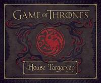 Game of Thrones Deluxe Stationery Set - House Targaryen