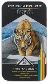 Prismacolor Watercolour Pencils (12 Pack)