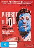 Pierrot Le Fou DVD