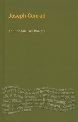 Joseph Conrad by Andrew Michael Roberts image