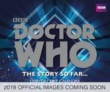 Doctor Who 2018 Desk Calendar