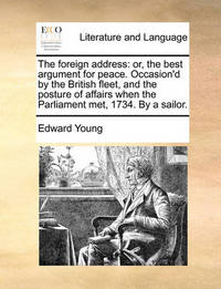 The Foreign Address by Edward Young