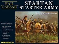Hail Caesar: Spartan Army
