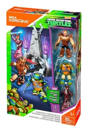 Mega Construx: TMNT - Shredder's Throne Battle Playset