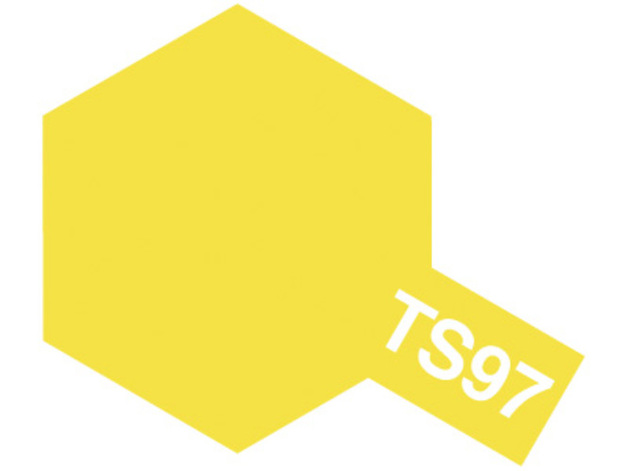 Tamiya TS-97 Pearl Yellow - 100ml Spray Can