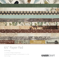 "Kaisercraft: 6.5"" Paper Pack - Anthology"