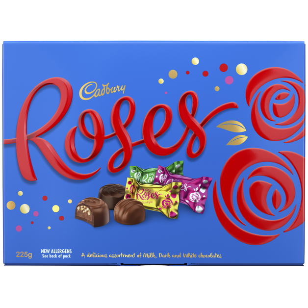 Cadbury: Roses (225g)
