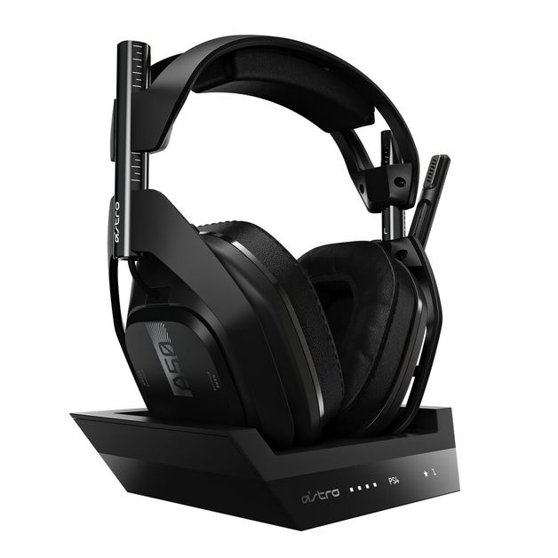 Astro A50 Wireless Gaming Headset + Base Station (PS4 & PC) for PS4