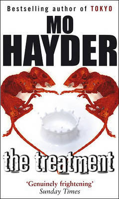 The Treatment by Mo Hayder image