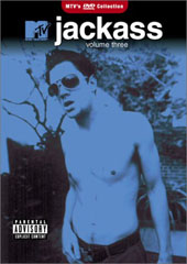 Jackass - Vol. 3 on DVD