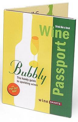 Winepassport: Bubbly by Jennifer Elias image