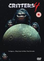 Critters 4 on DVD