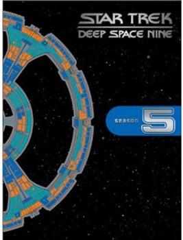 Star Trek - Deep Space Nine Season 5 (Original Packaging) (7 Disc Box Set) on DVD