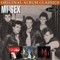 Original Album Classics (3CD) by Mi-Sex