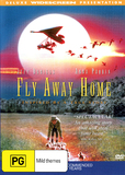 Fly Away Home on DVD