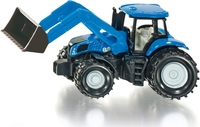 Siku: New Holland Tractor With Front Loader