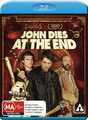 John Dies at the End on Blu-ray