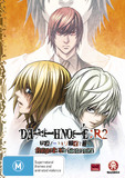 Death Note Relight 2 - L's Successors (Director's Cut) on DVD
