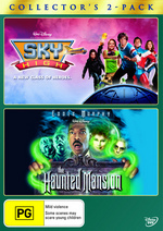 Sky High / Haunted Mansion - Collector's 2-Pack (2 Disc Set) on DVD