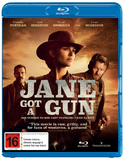 Jane Got A Gun on Blu-ray