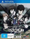 PSYCHO-PASS: Mandatory Happiness for PlayStation Vita