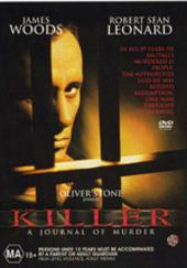 Killer on DVD