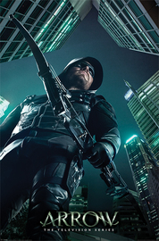 Arrow Maxi Poster - Legacy (541)