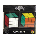Rubik's Cube Coasters (Set of 4)