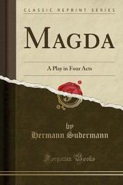 Magda by Hermann Sudermann