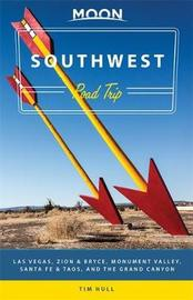 Moon Southwest Road Trip (First Edition) by Tim Hull image