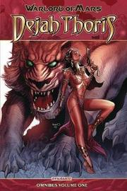 Warlord of Mars: Dejah Thoris Omnibus Vol. 1 by Arvid Nelson image