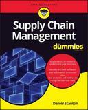 Supply Chain Management For Dummies by Daniel Stanton