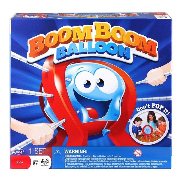 Boom Boom Balloon - Children's Party Game