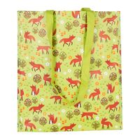 Spring Forest Fox Tote Bag