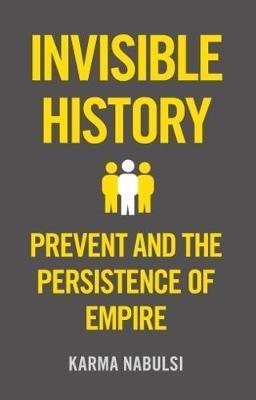 The Invisible History by Karma Nabulsi image