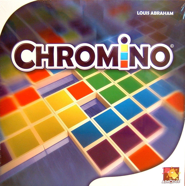 Chromino - Colourful Matching Game