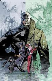 Batman: The Hush Saga Omnibus by Jeph Loeb