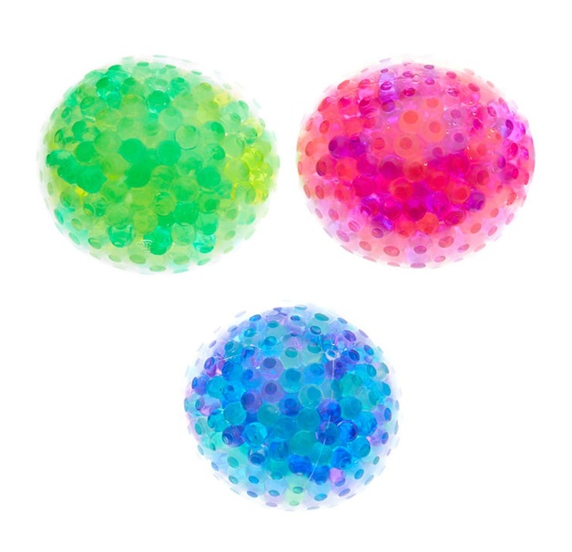 Odditeez: Ultra Beadiballz - (Assorted Designs)