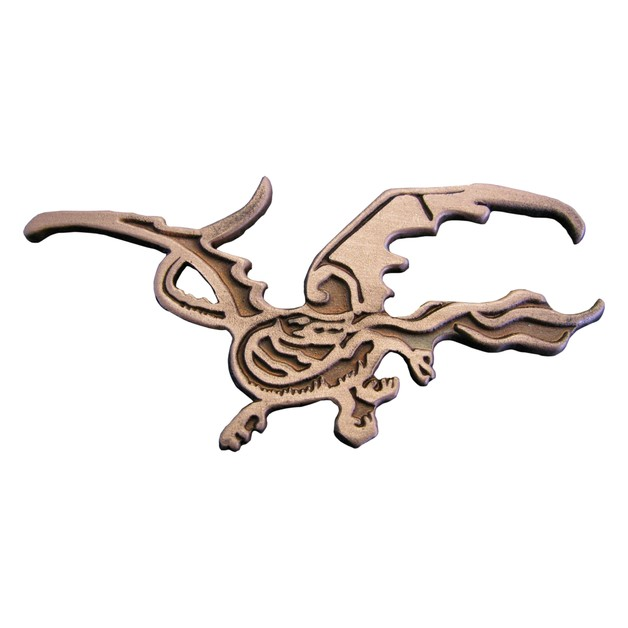 The Hobbit An Unexpected Journey Dragon Pin