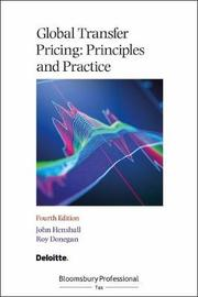 Global Transfer Pricing: Principles and Practice by John Henshall