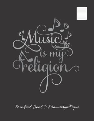 Music Is My Religion by Inspired Music