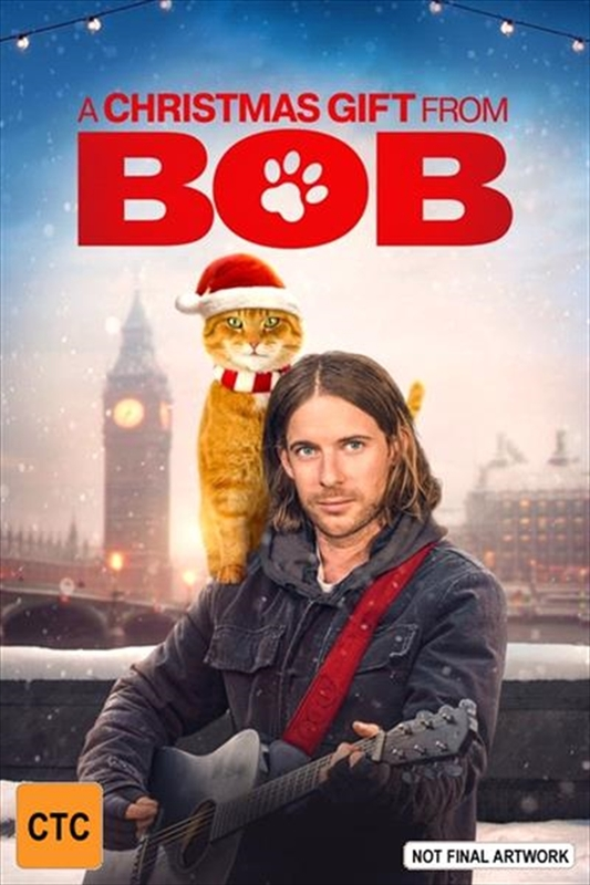 A Christmas Gift From Bob on DVD