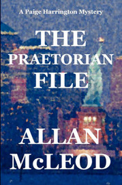 The Praetorian File by Allan McLeod image